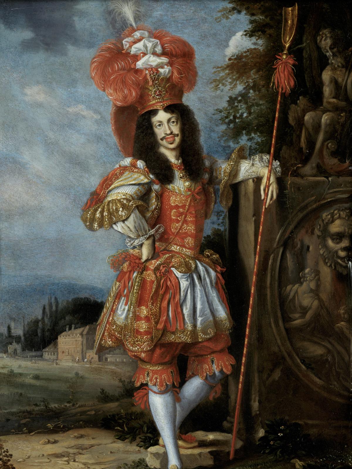 Habsburg Splendor, Emperor Leopold I
