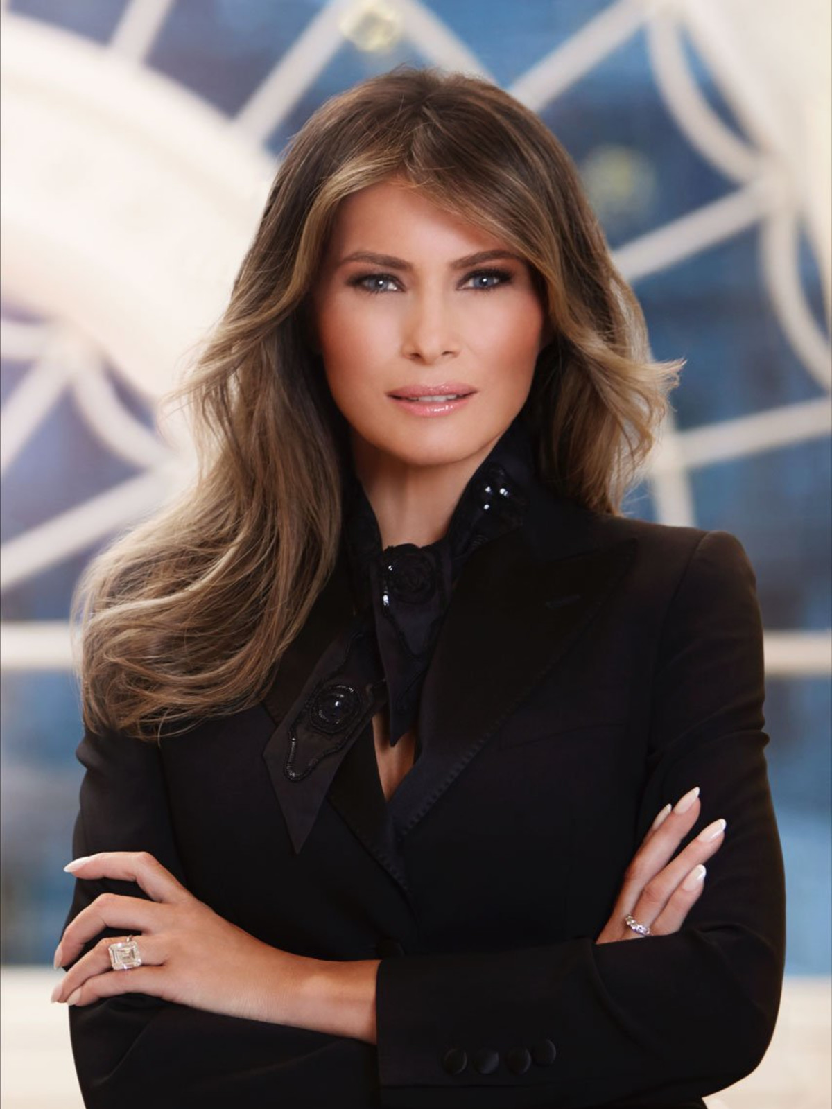 Melania Trump official photo
