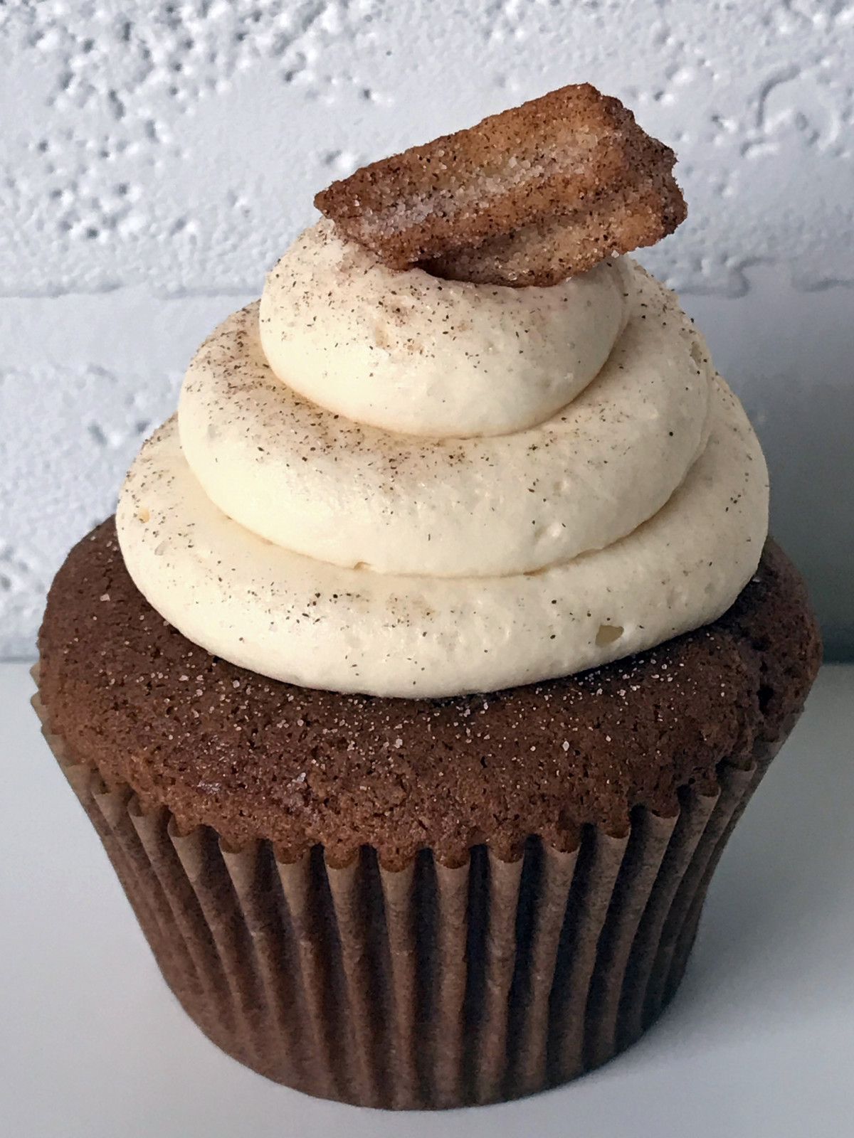 Houston, creative churros, July 2017, Tout Suite, churro cupcake