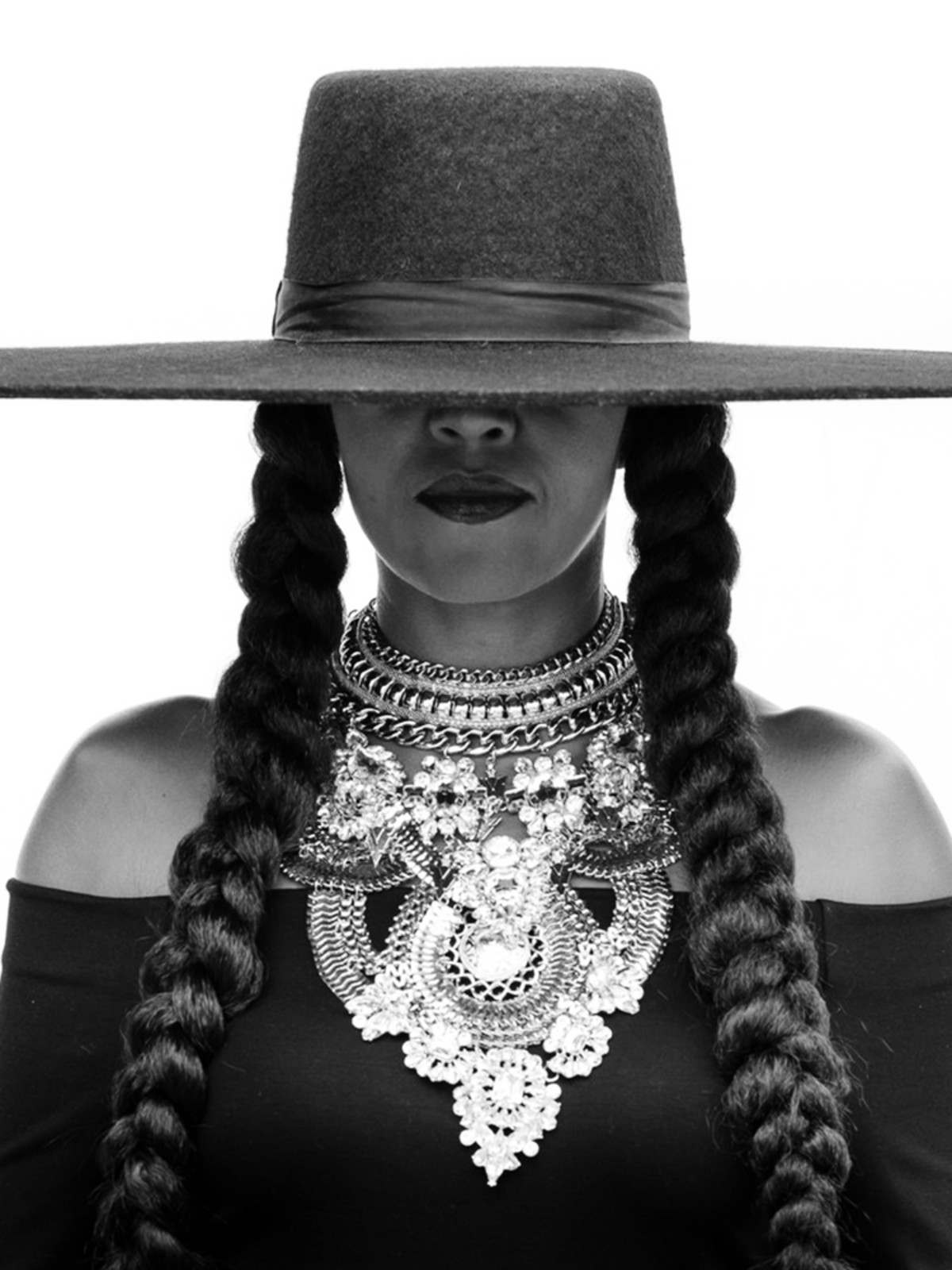 Michelle Obama as Beyonce for Hurricane Relief funds