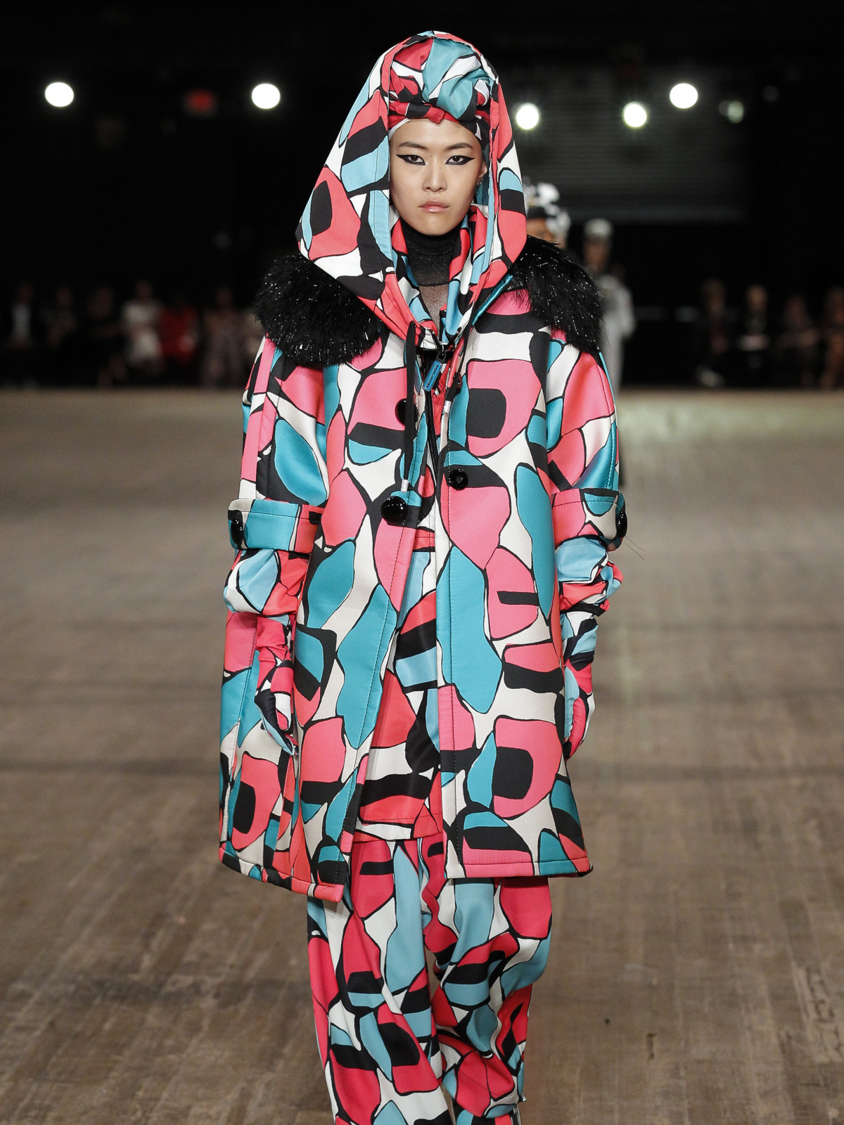 Marc Jacobs spring 2018 look 43