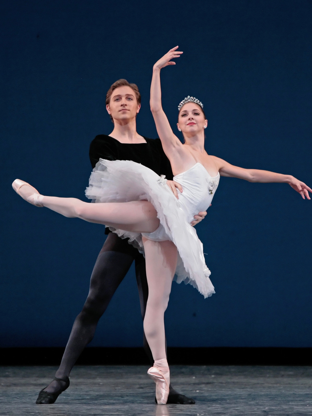 Houston Ballet performs George Balanchine's Symphony in C