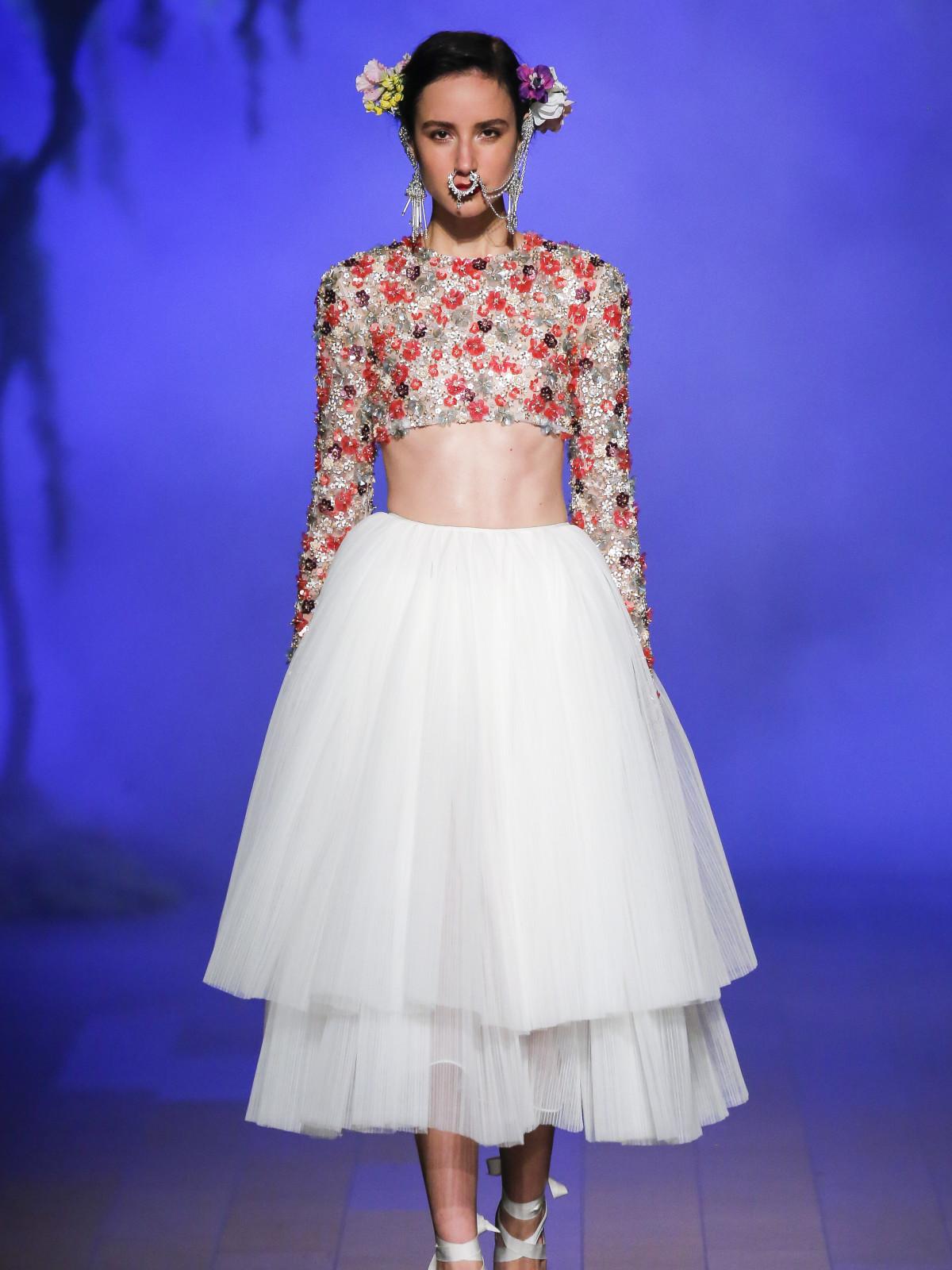 Naeem Khan spring 2018 look 28