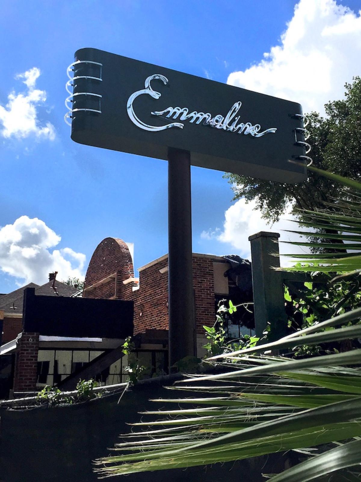 Emmaline sign