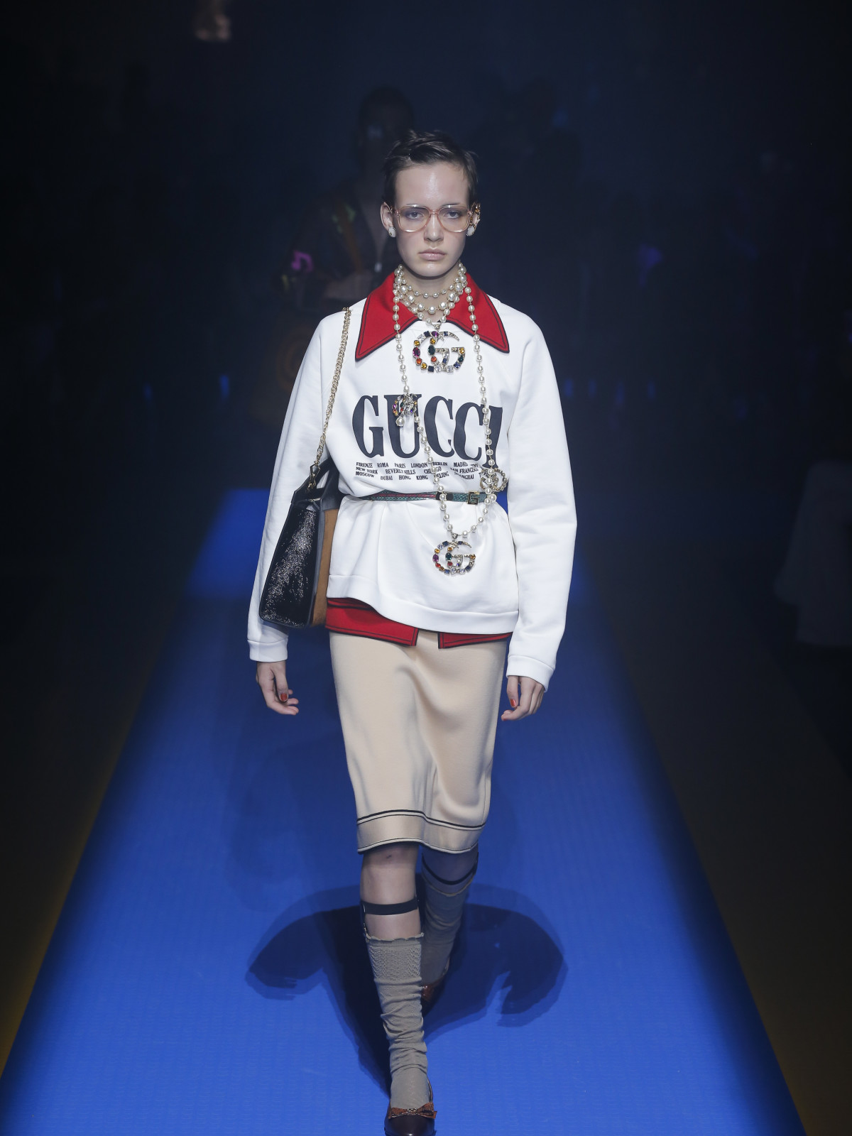 Gucci spring 2018 look 6