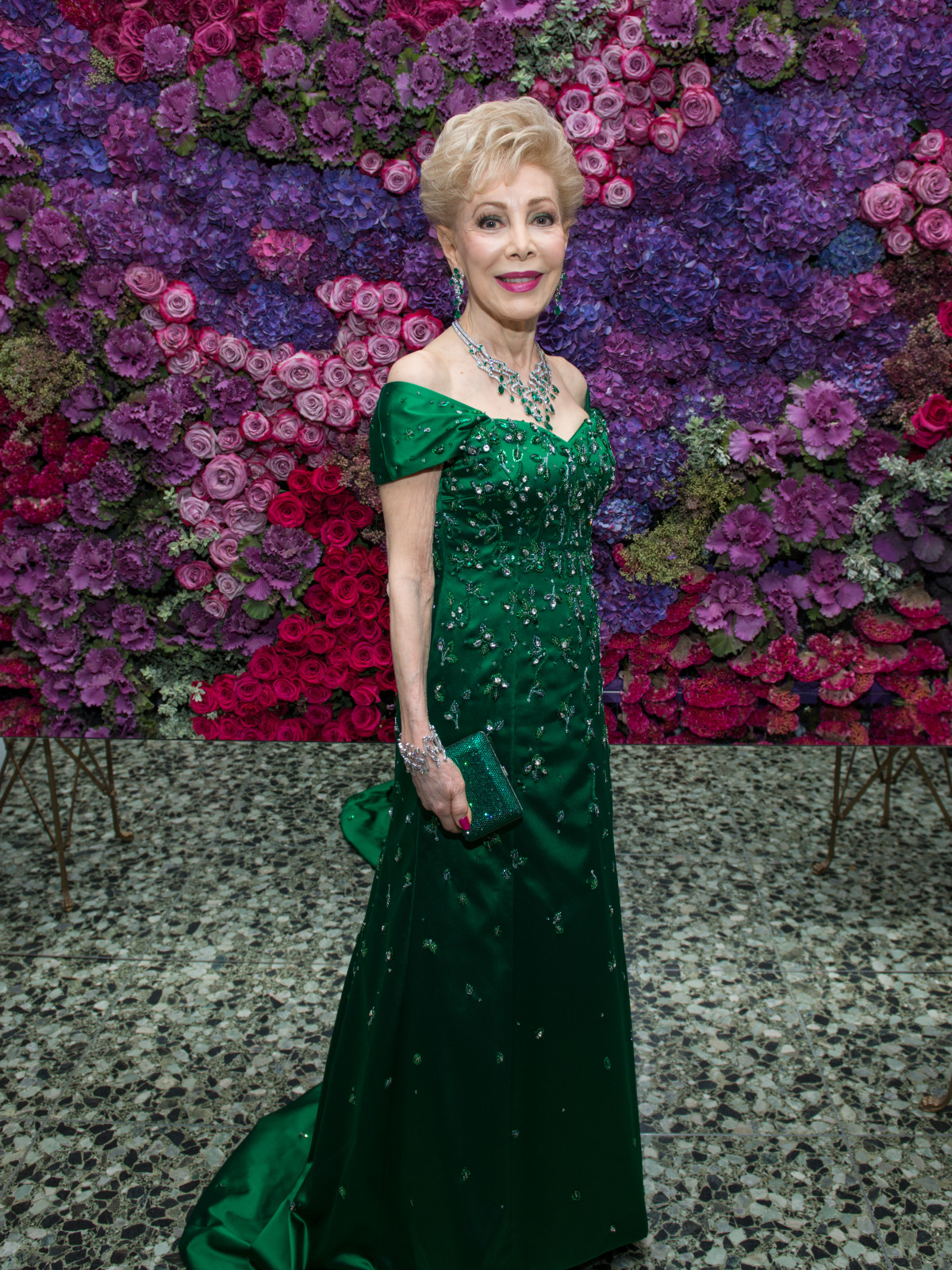 Houston, MFAH Oscar de la Renta Ball, Margaret Alkek Williams, Ripetta of Rome