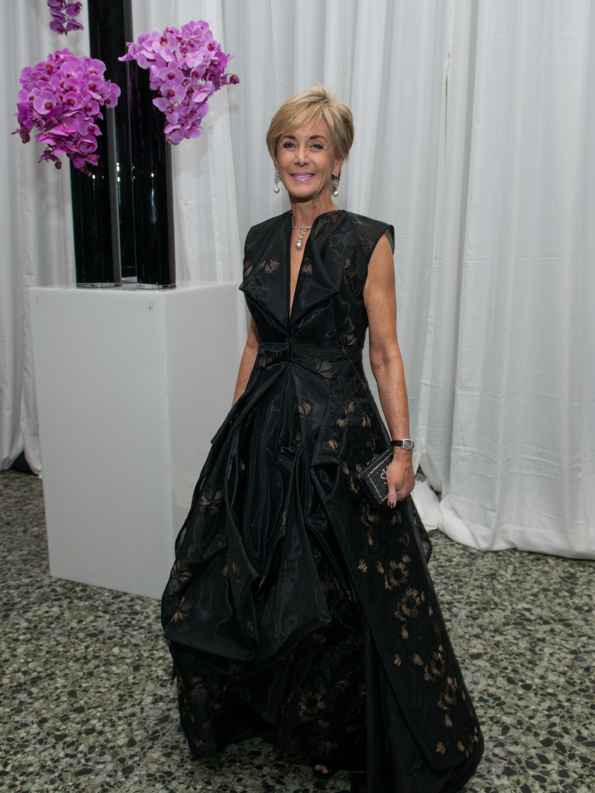 Houston, MFAH Oscar de la Renta Ball, Sheridan Williams