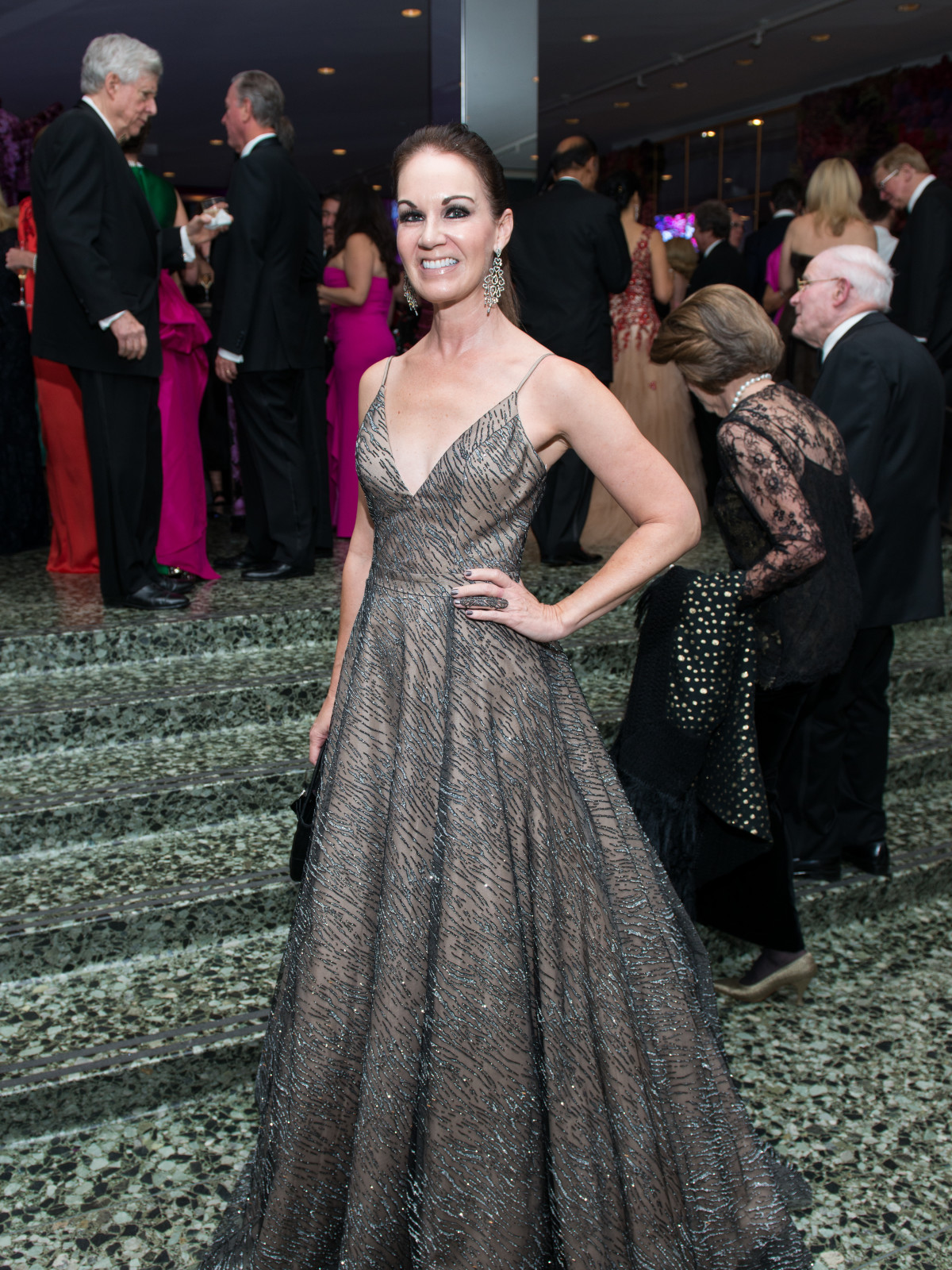 Houston, MFAH Oscar de la Renta Ball, Beth Muecke