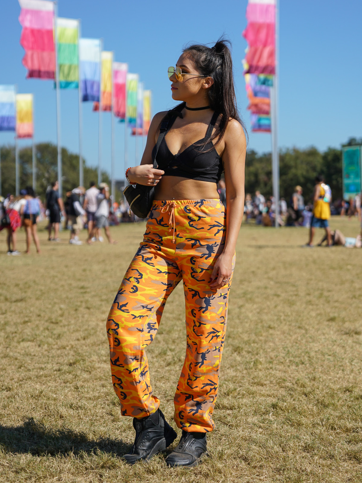 ACL Festival Weekend 2 Festival Style Chelsey Lucio