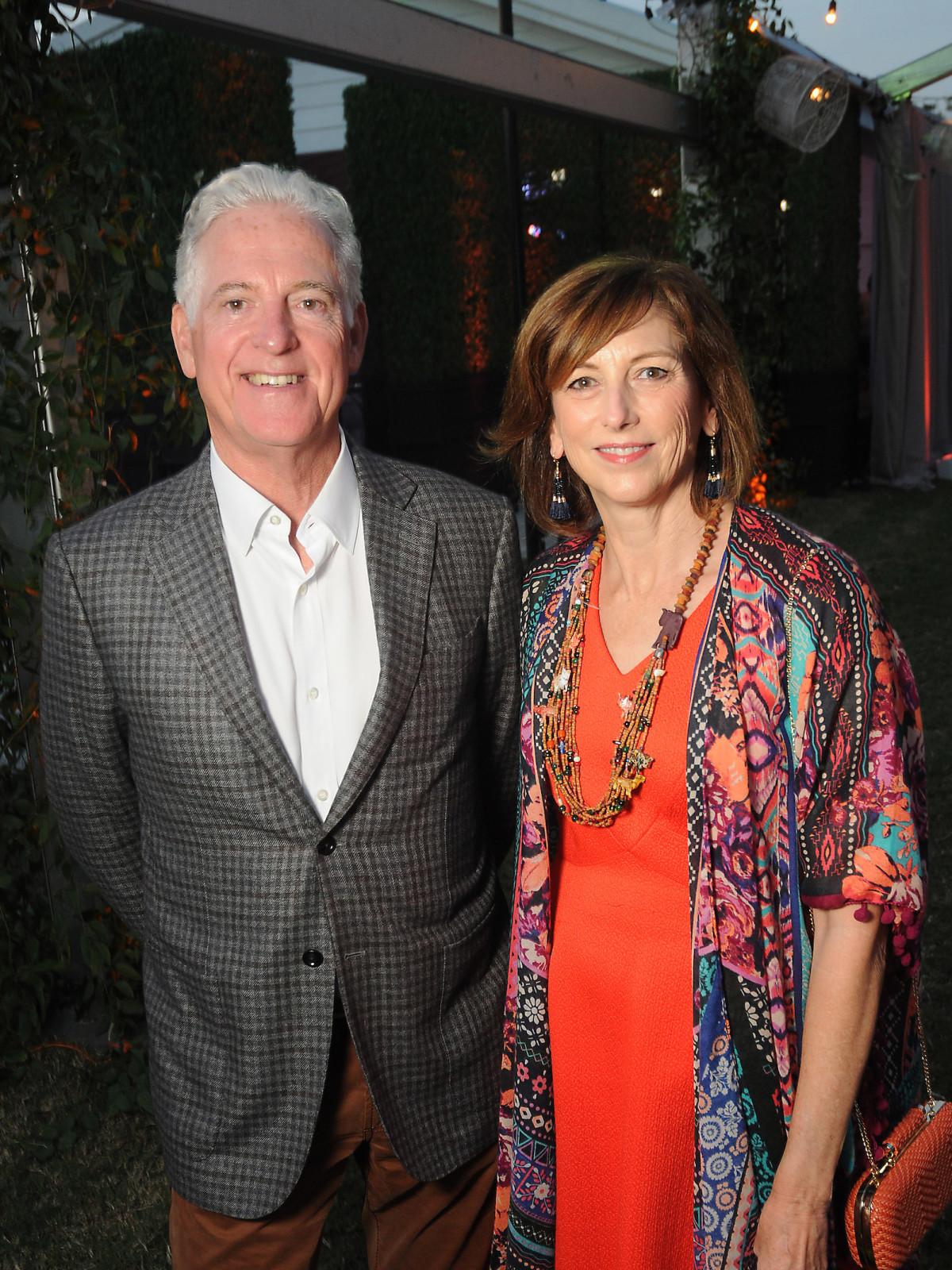 Dana Roy and Linda Elkin