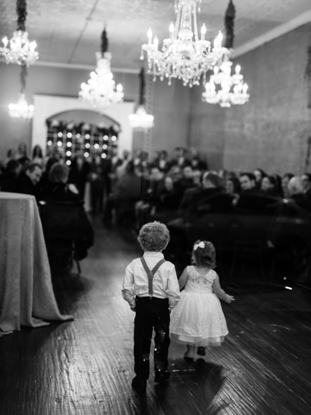 Beville Wedding, Flower Girl
