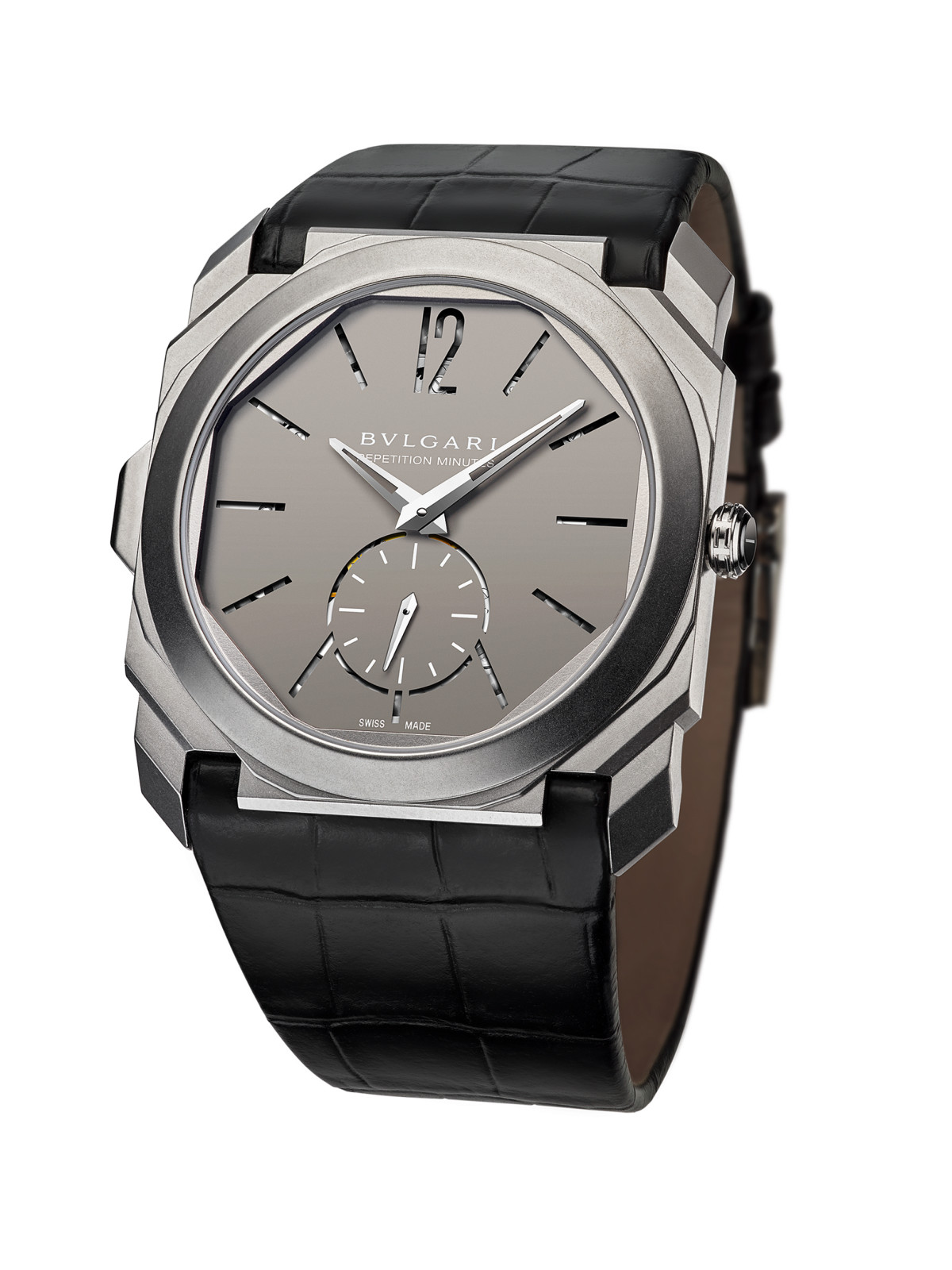 Bulgari Octo Finissimo men's watch