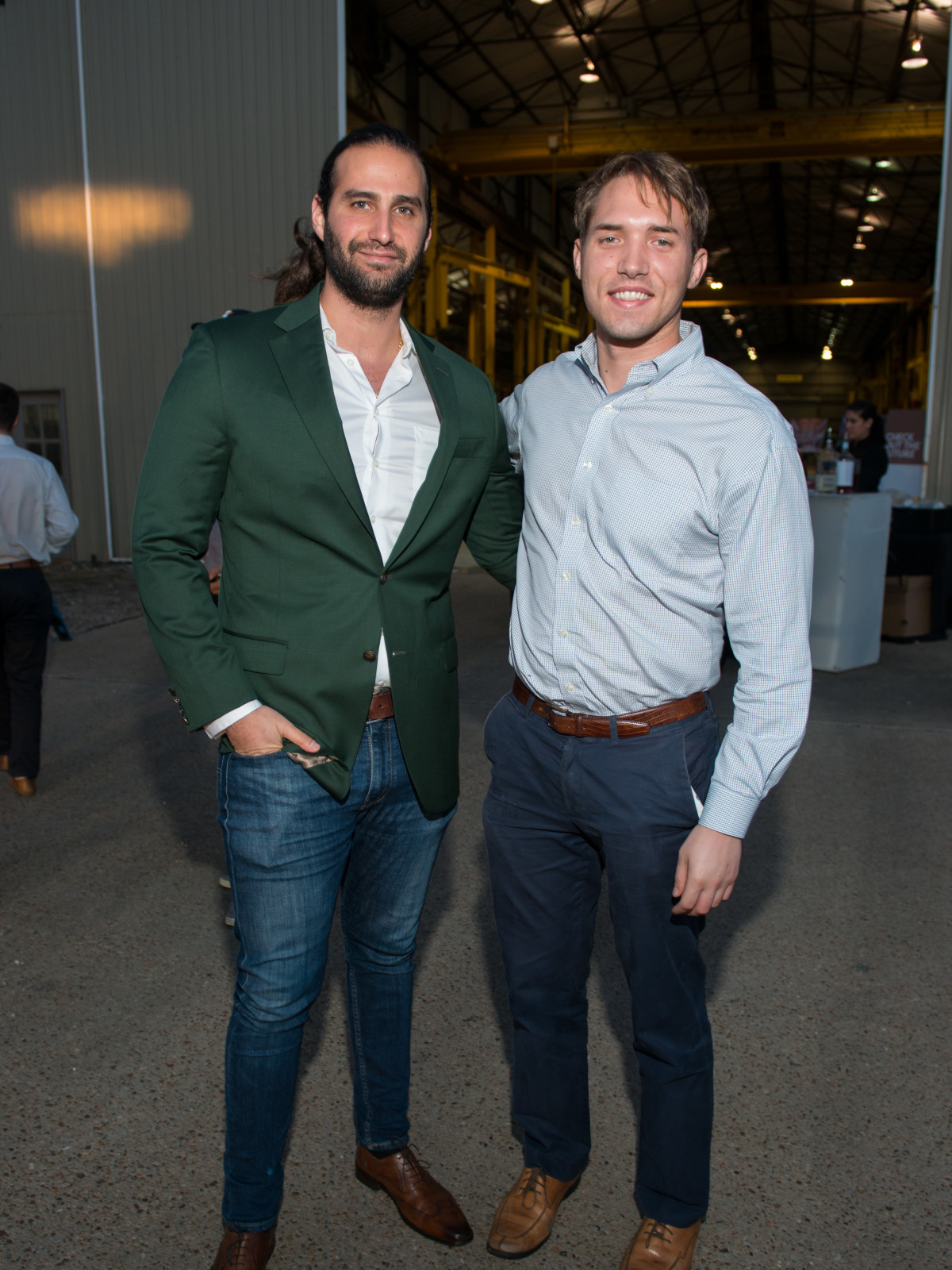 Houston, Founders Fest, November 2017, Eric Cohen, Charlie Pendergraft