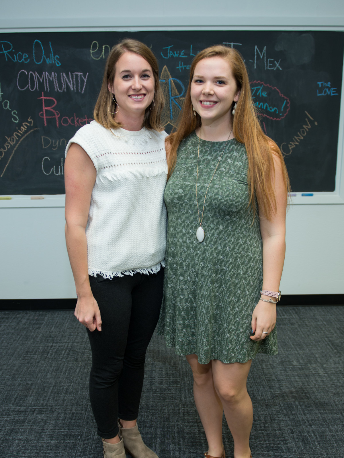 Houston, Founders Fest, November 2017, Sarah Mouton, Katie Griffin