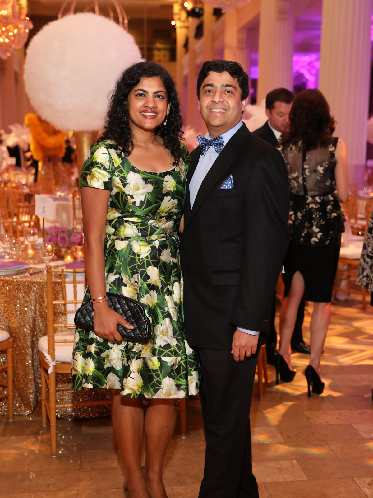 Houston, March of Dimes Signature Chefs, November 2017, Ishwaria Subbiah, Vivek Subbiah