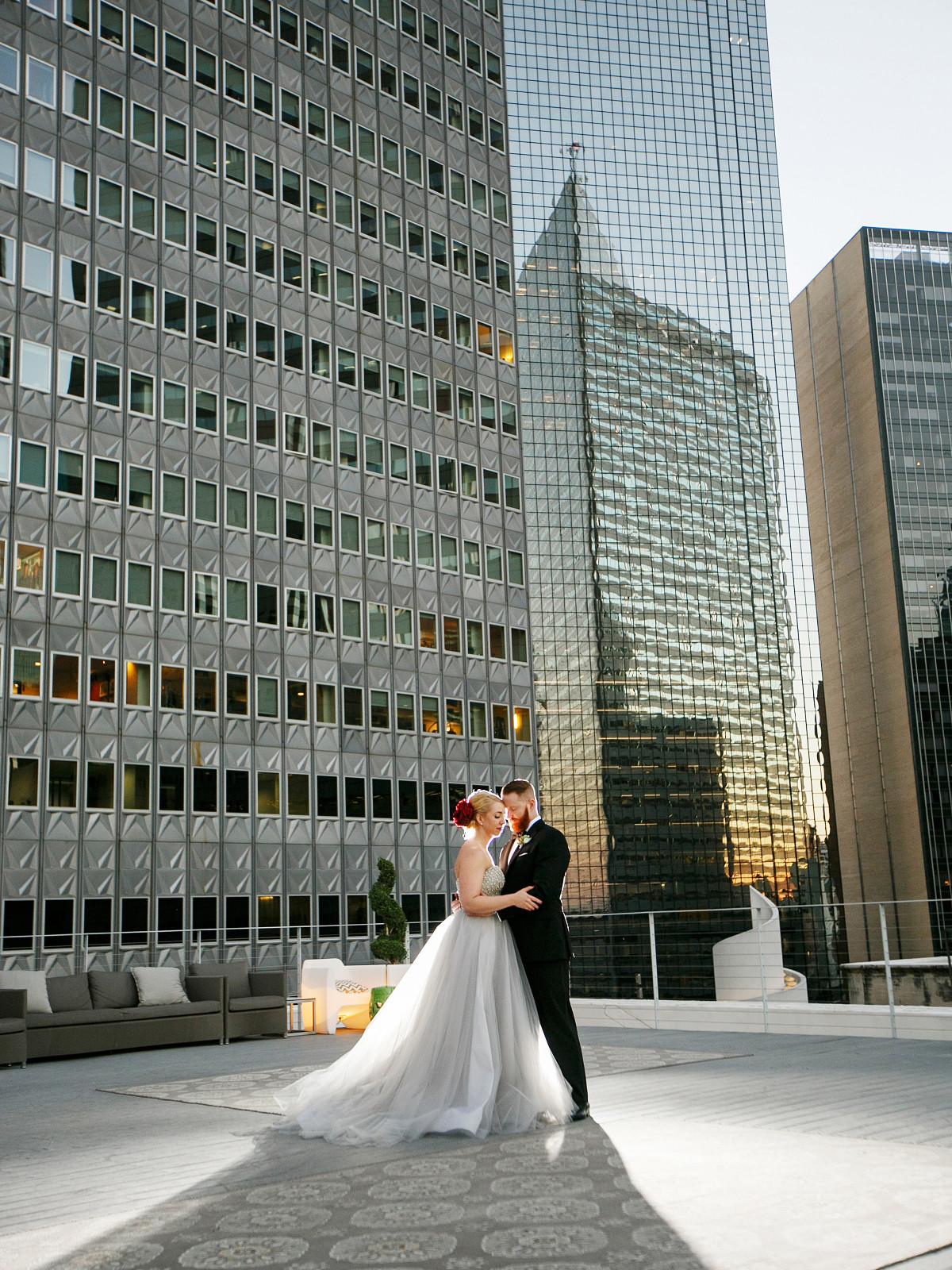 Womack wedding