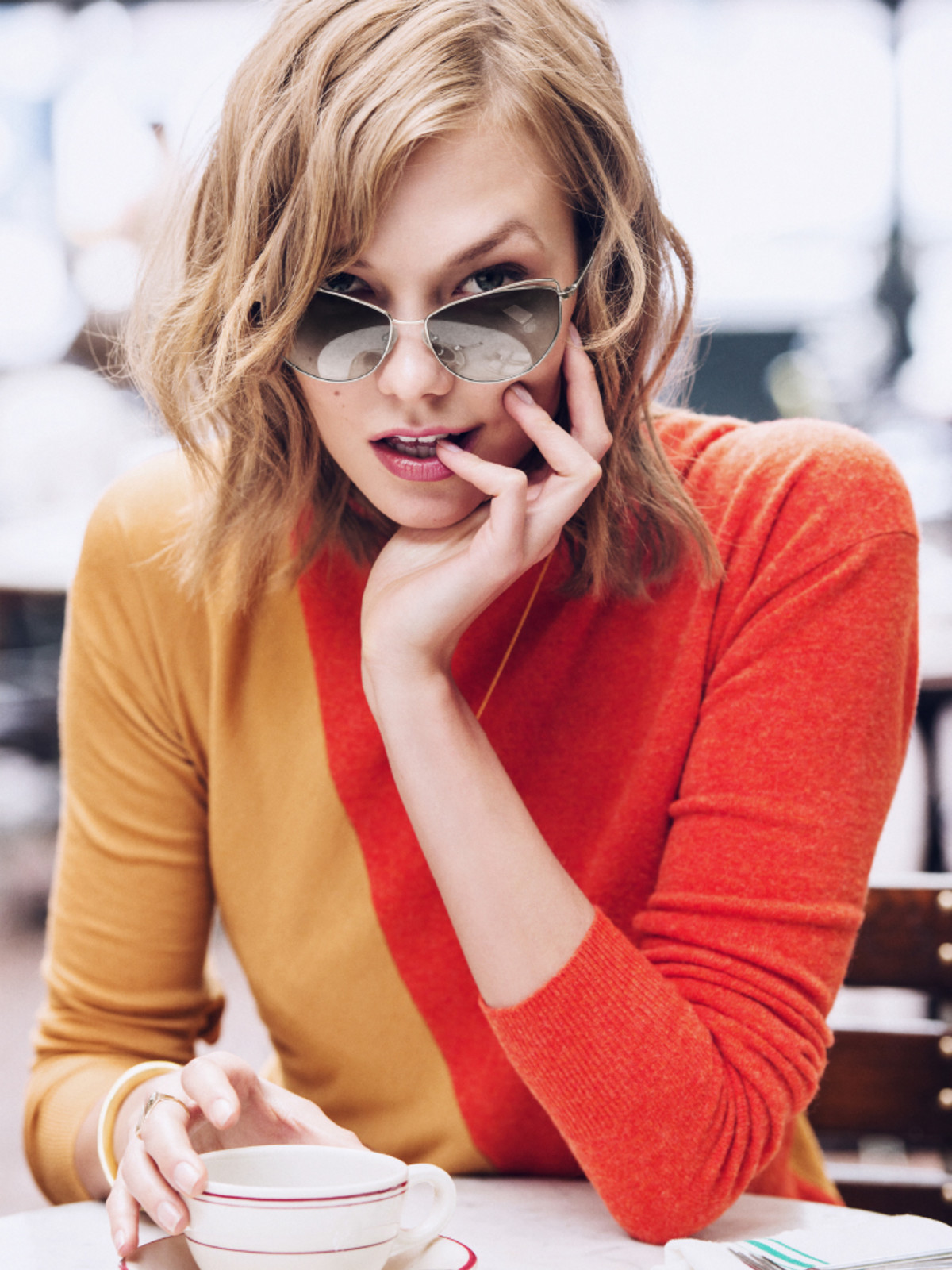 Warby Parker Karlie Koss