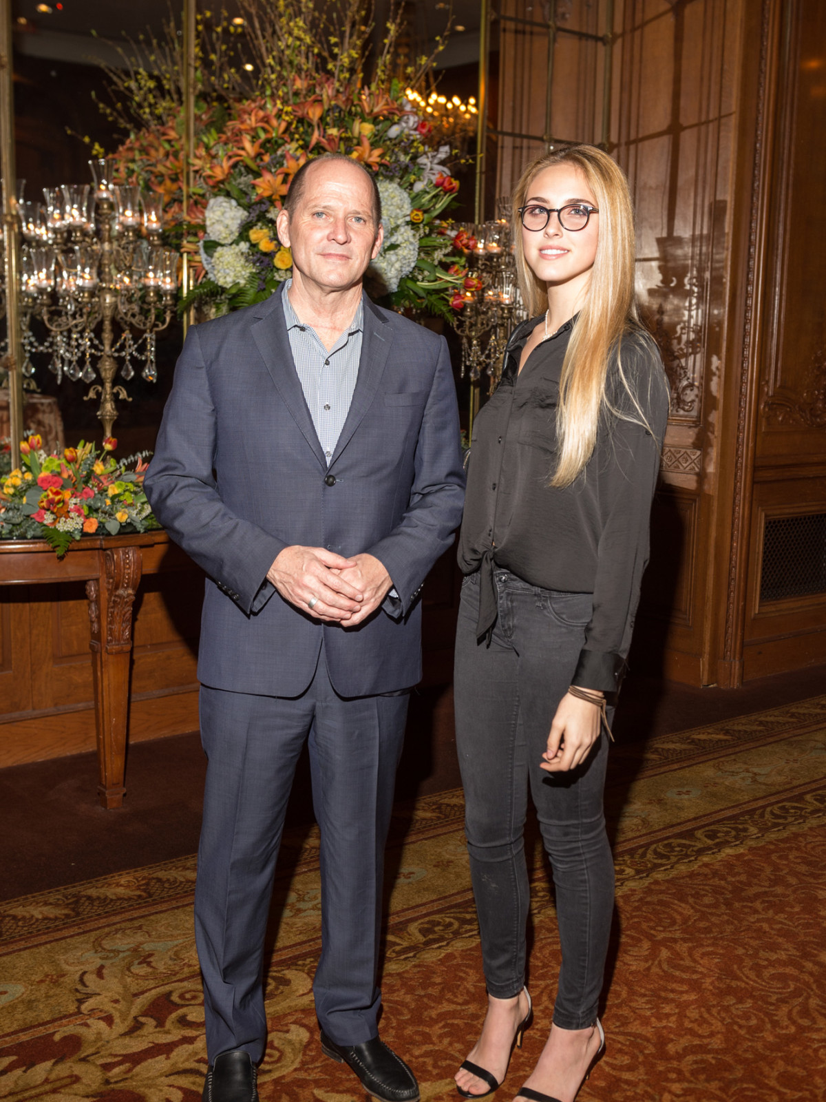 Kevin Batchelor and Francesca Batchelor