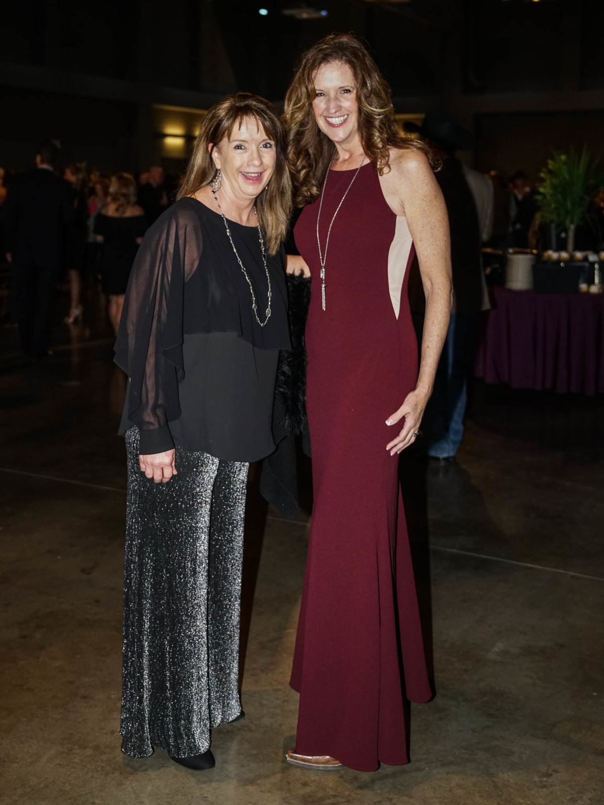 Austin Rodeo Gala 2018 Fashion Julie Brockway Nancy Brooks
