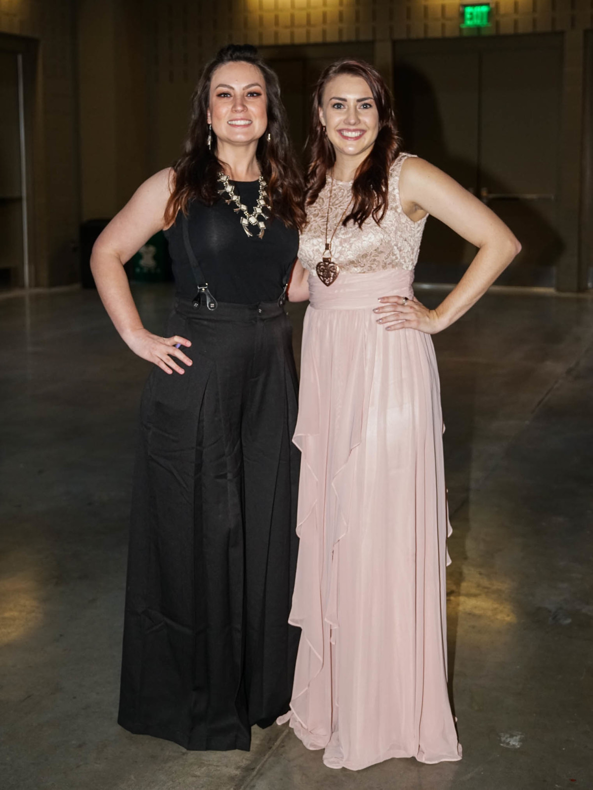 Austin Rodeo Gala 2018 Fashion Alexis Hostetter Kailin Miner