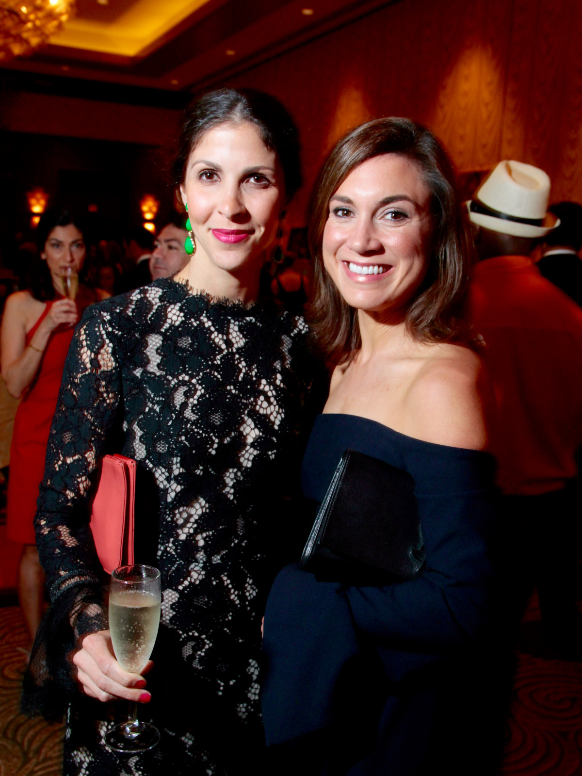 Houston, West University Park Lovers' Ball, February 2018, Scarlett Hankey, Emily Yardley