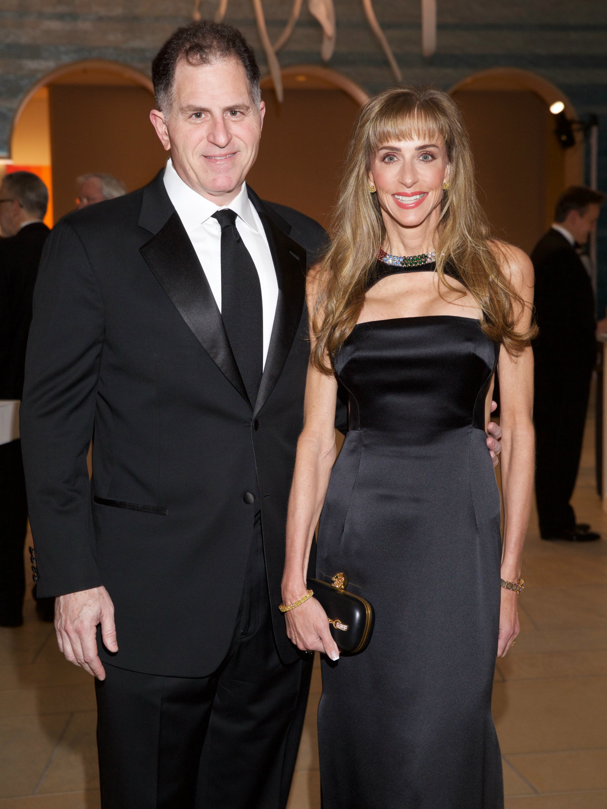 Susan Michael Dell Ellsworth Kelly gala