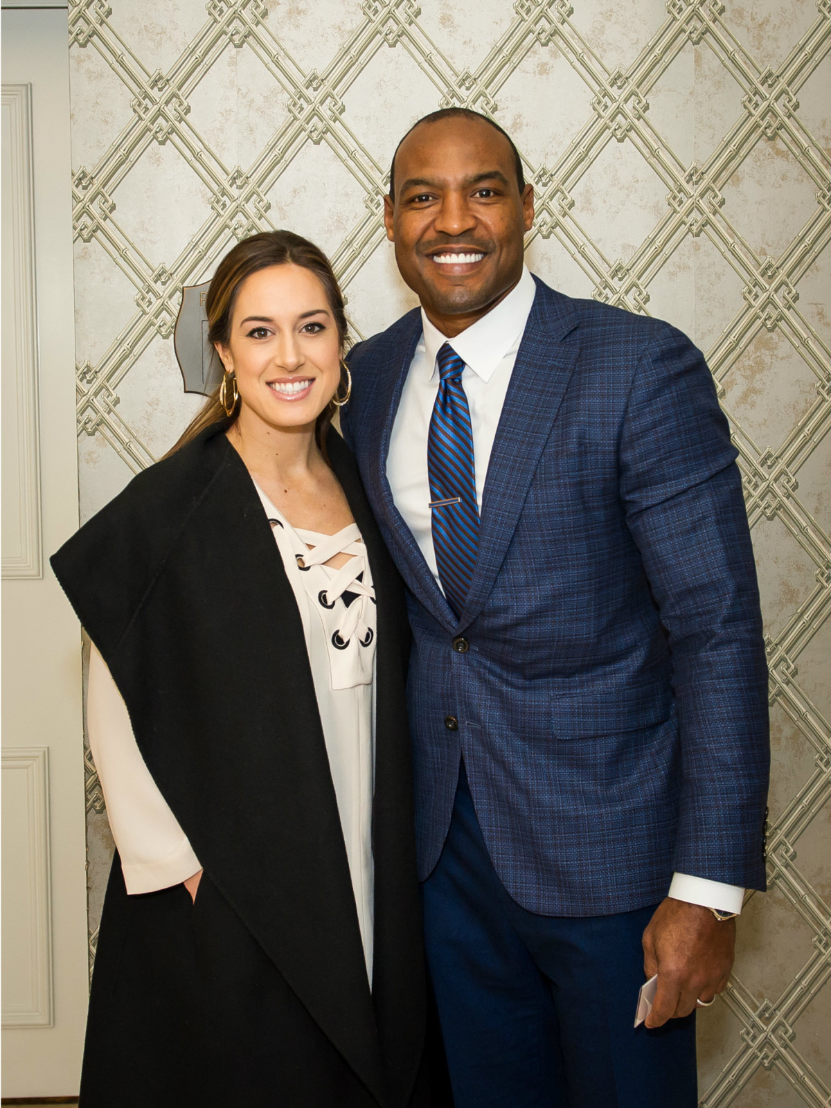 Tiffany Woodson, Darren Woodson