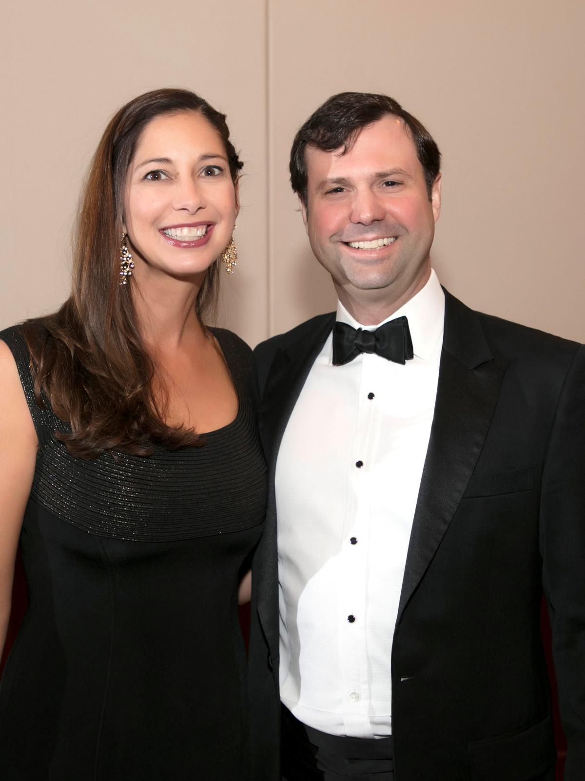 Mary Lipscomb, Blake Lipscomb, FWSO Gala 2018