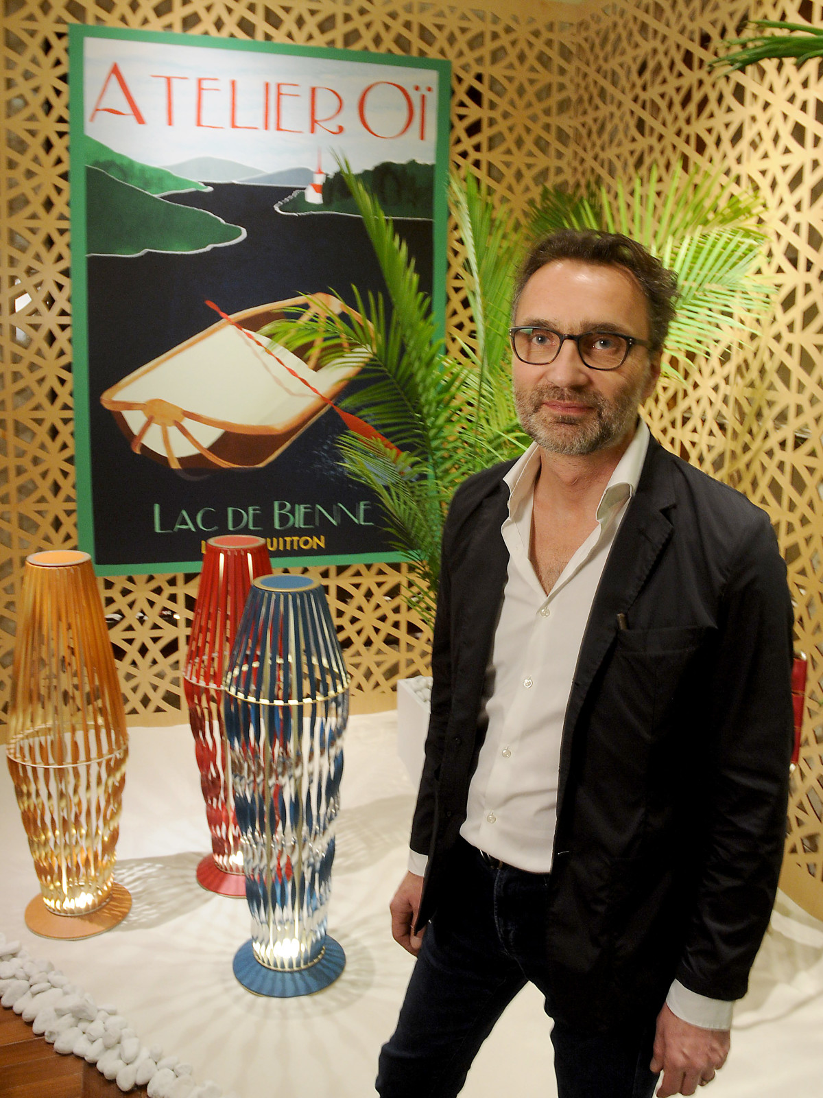 Atelier Oi designer Patrick Reymond