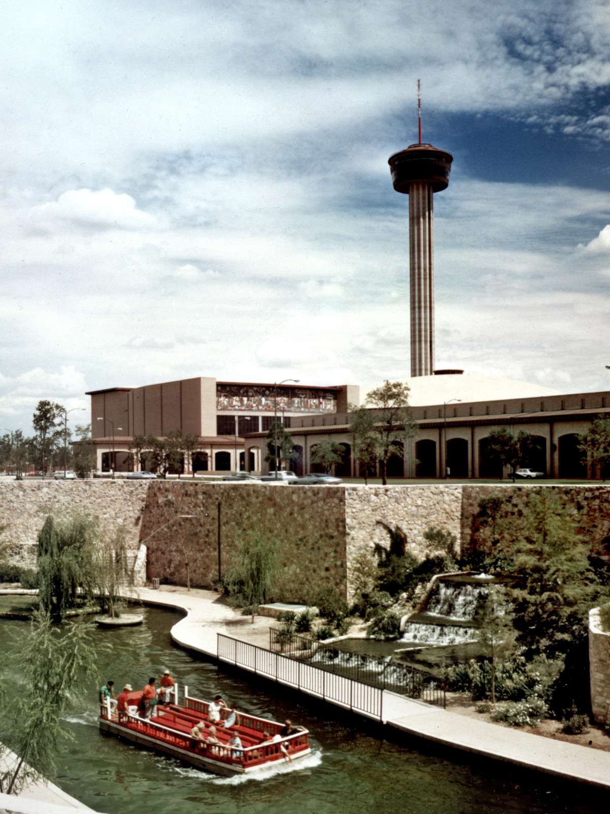 San Antonio River Walk 1968