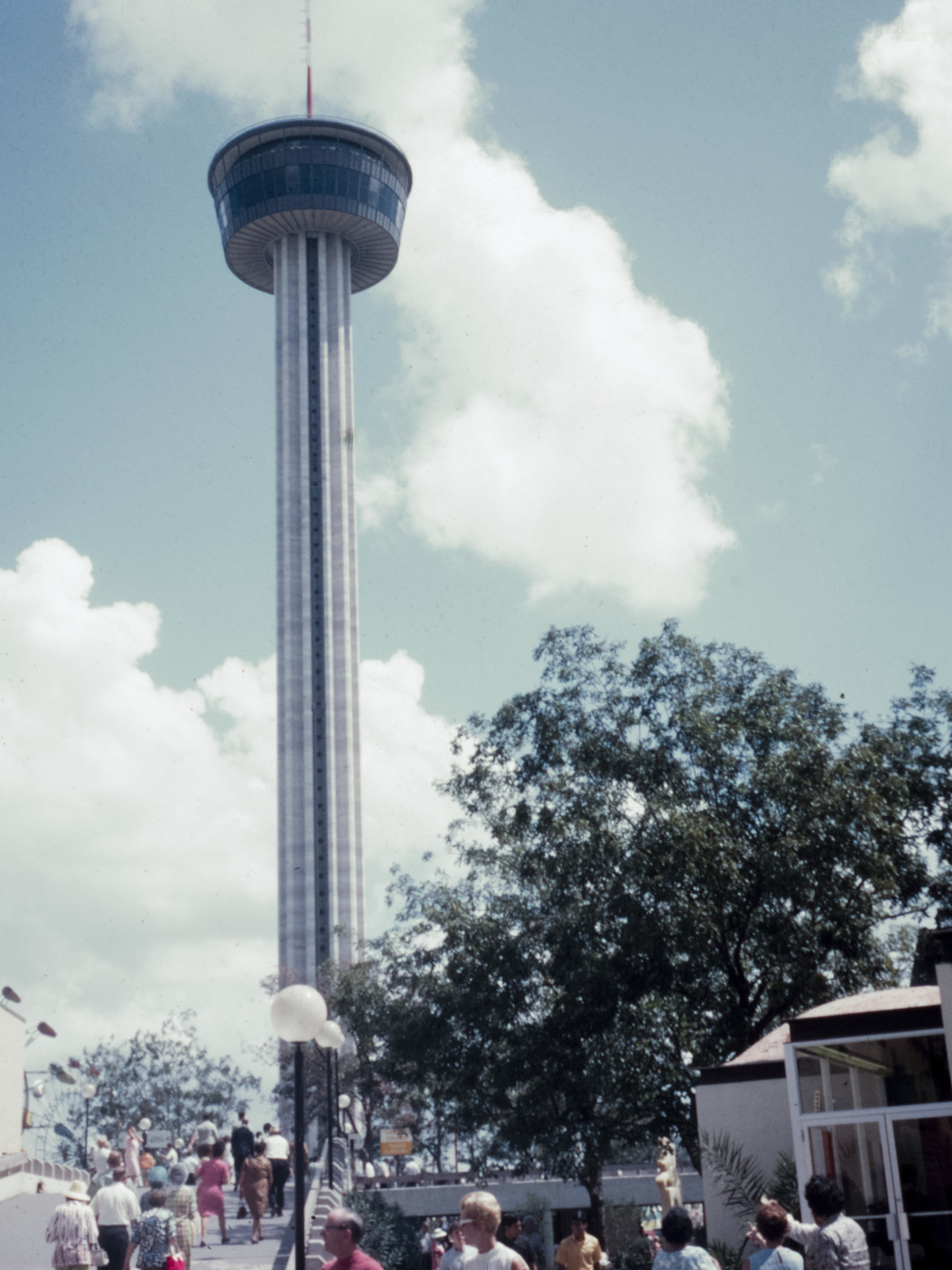 Tower of the Americas SA 1968