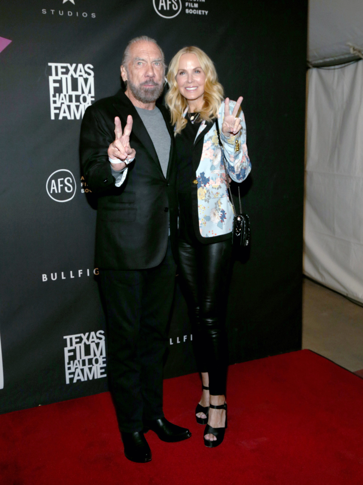 Texas Film Awards john paul dejoria eloise