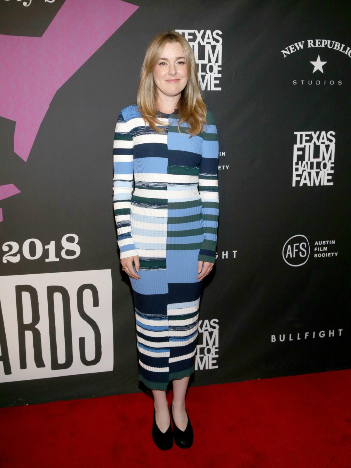 Texas Film Awards Anna Margaret Hollyman