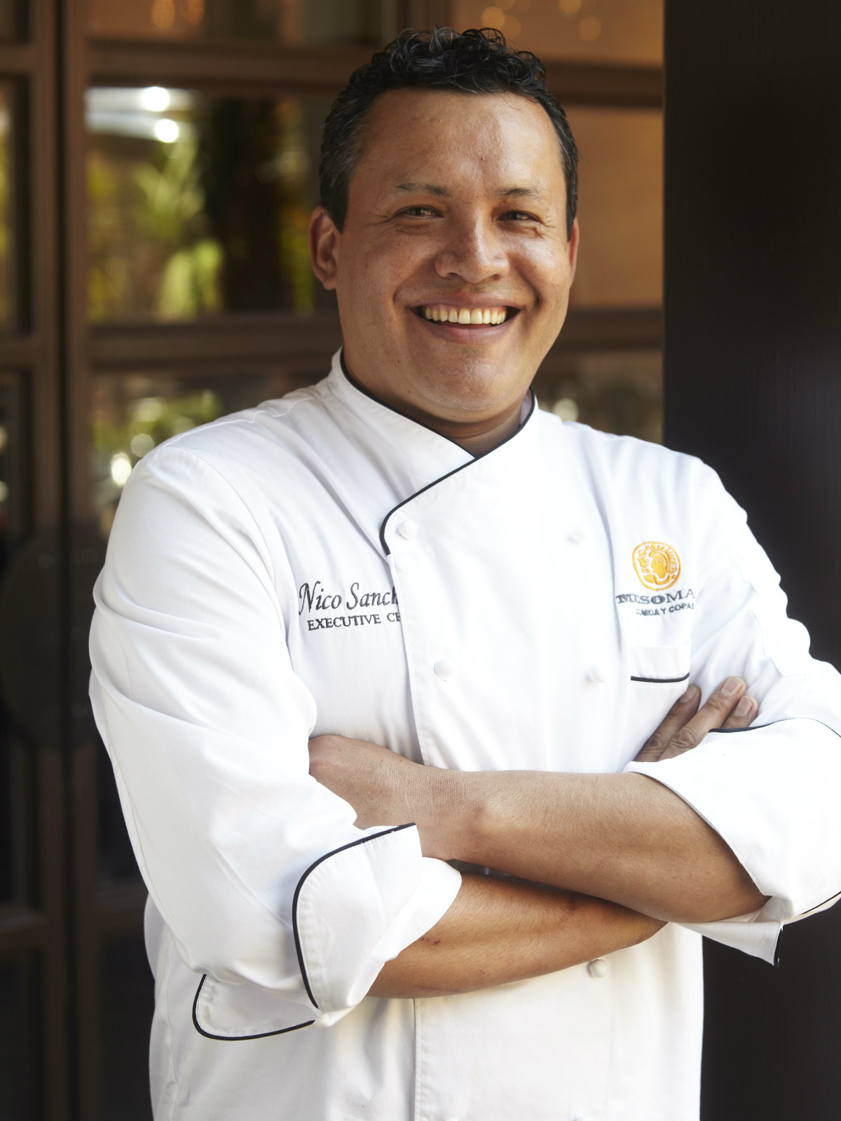 Dallas chef Nico Sanchez