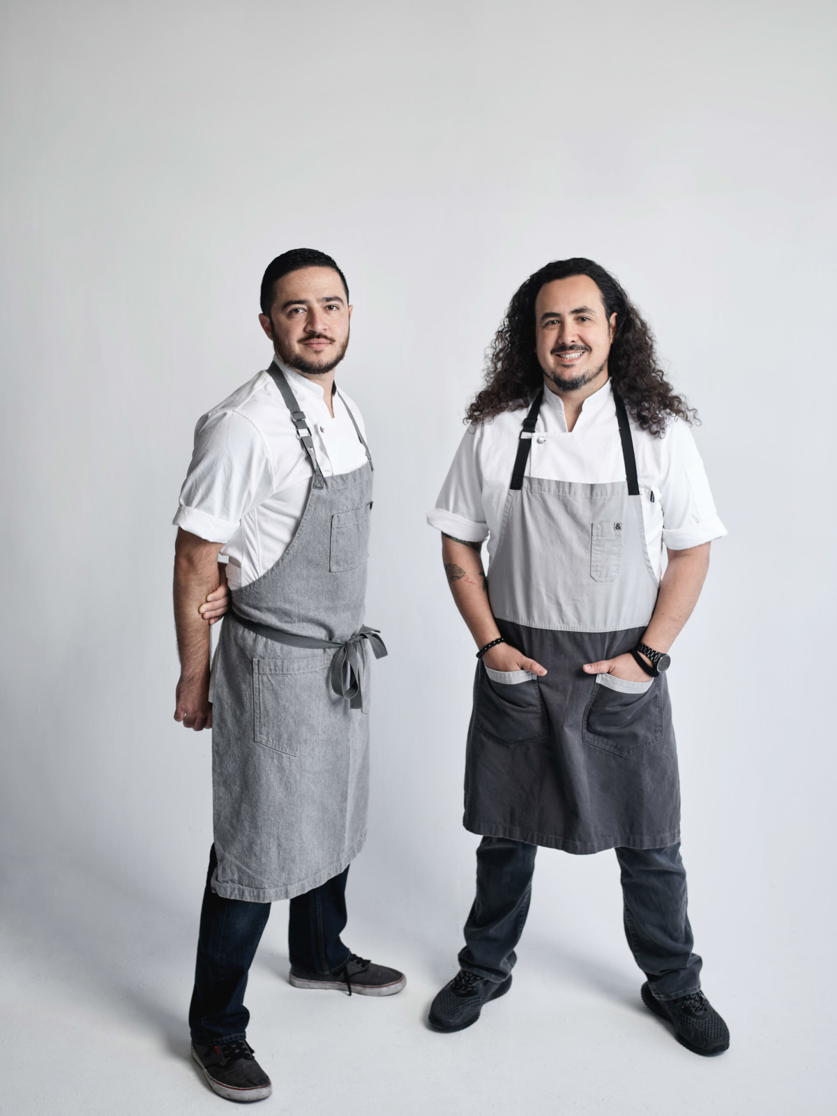Diego Galicia and Rico Torres from Mixtli