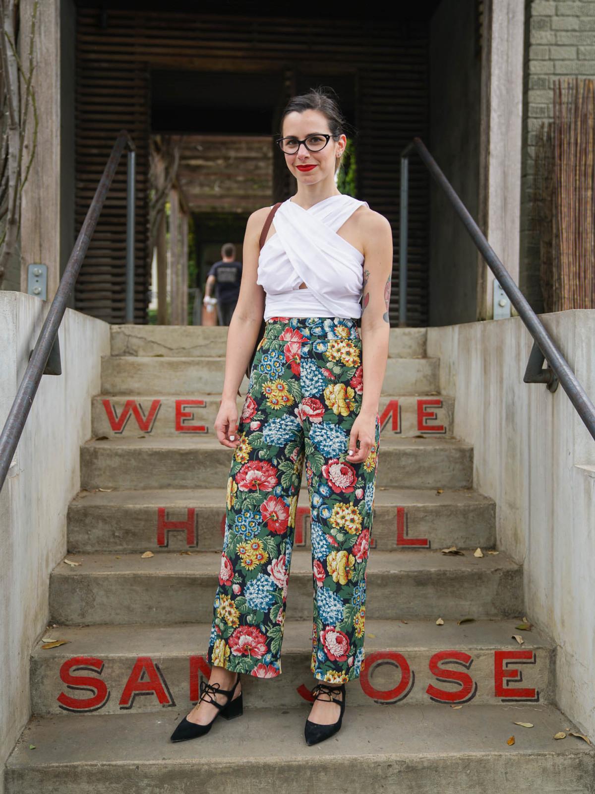 SXSW Street Style 2018 Carmen Reale