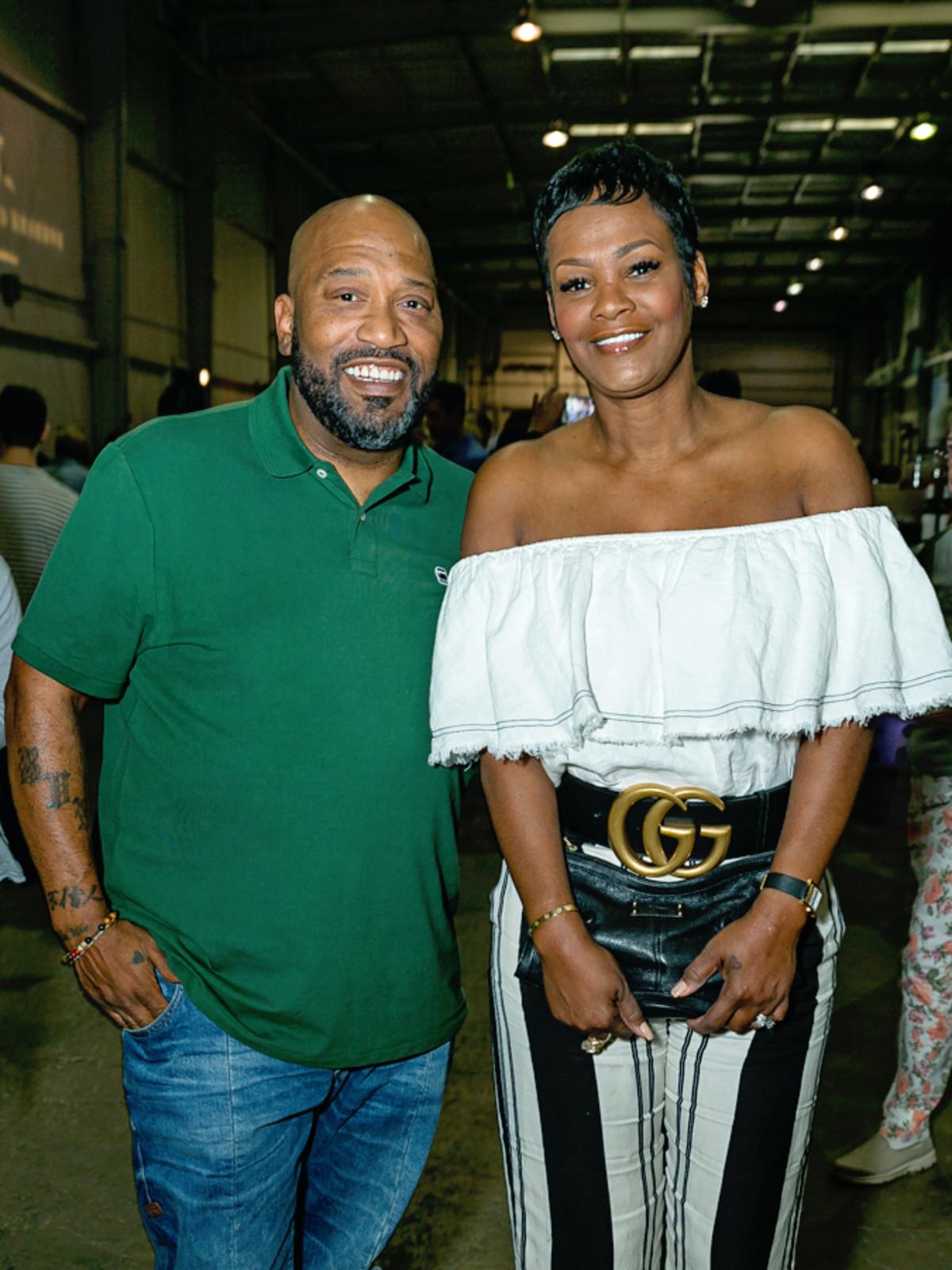 Tastemaker Awards 2018 Bun B and Queenie