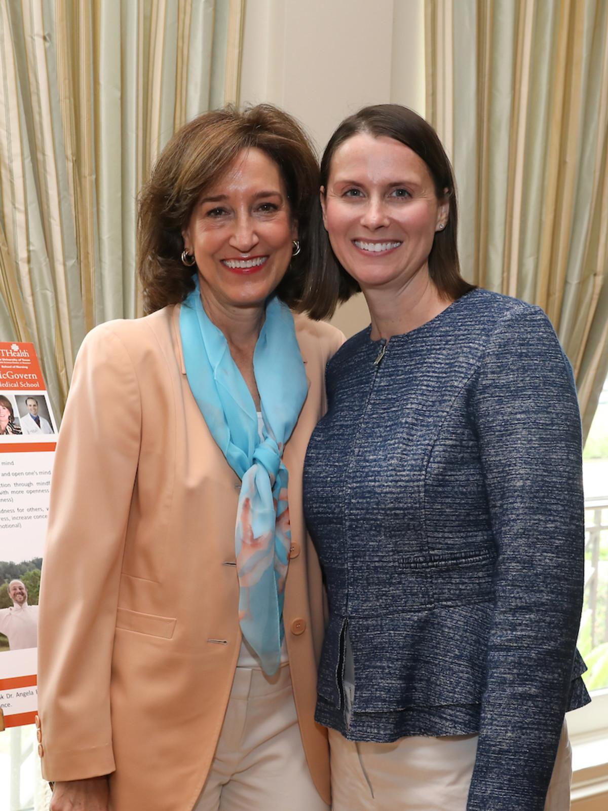 Dionne Breen and Jennifer Sanner