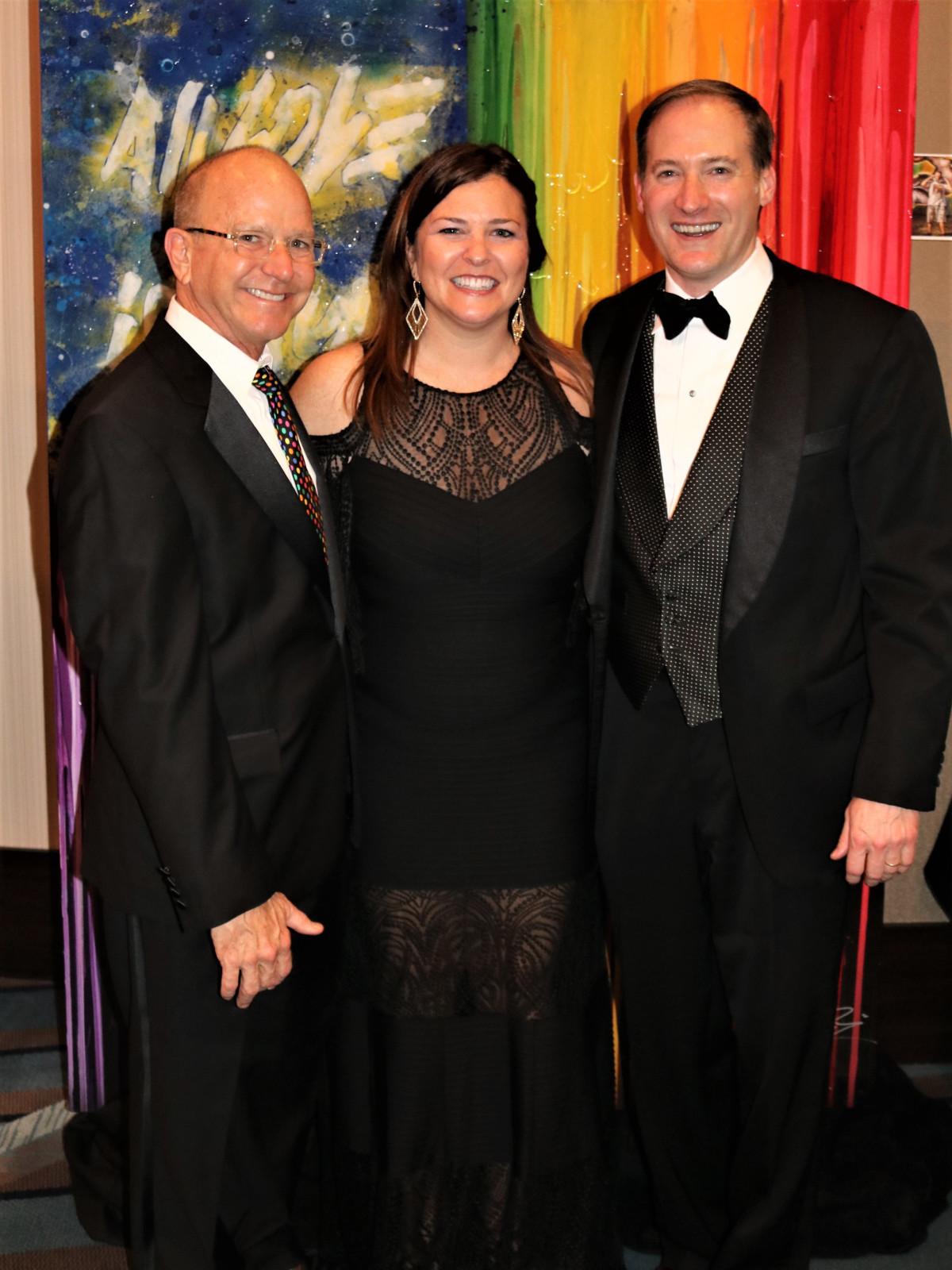 Judge Steven Kirkland, Lillie Schechter, Beau Miller