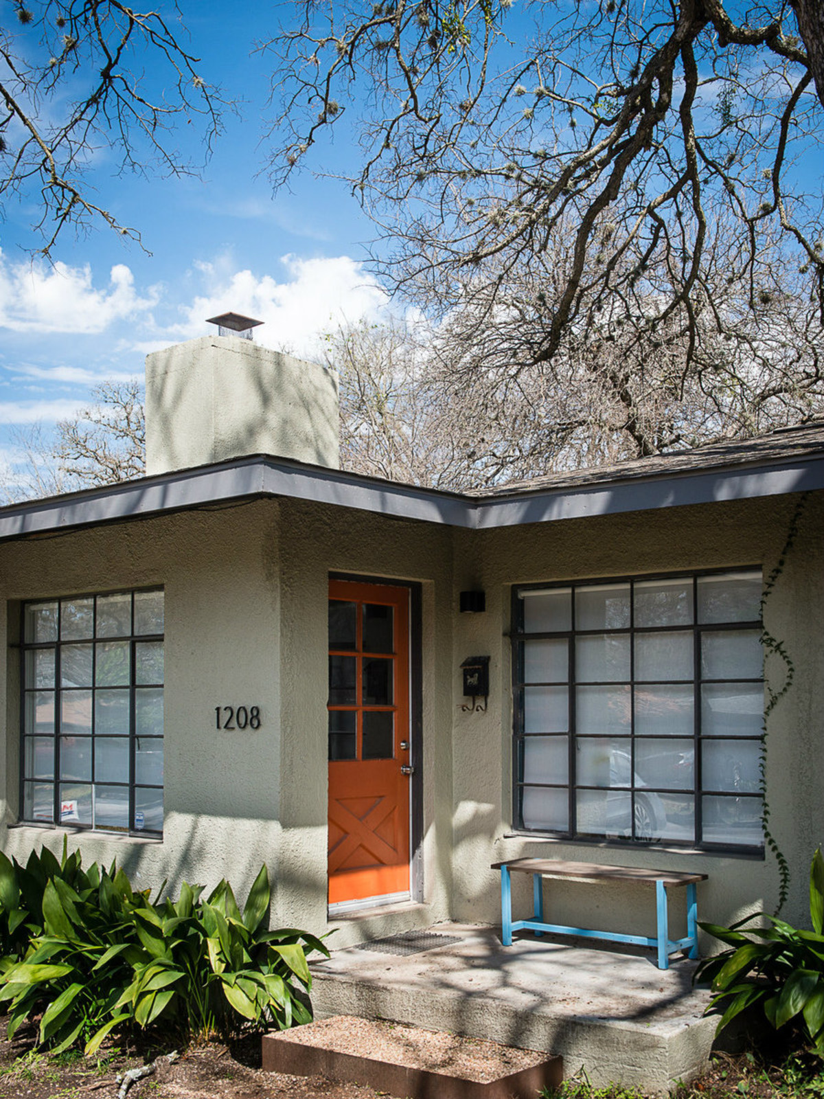Preservation Austin Homes Tour