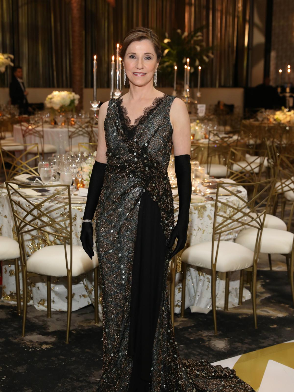 Opera Ball gowns Dr Liz Grimm, Miles David by David Peck