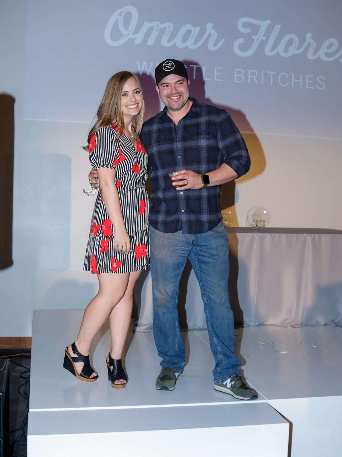 Dallas Tastemaker Awards 2018, Omar Flores, Best Chef