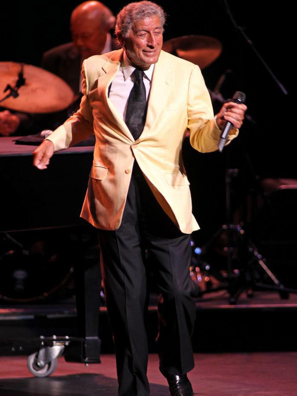 News_Michael_concert pick_Tony Bennett