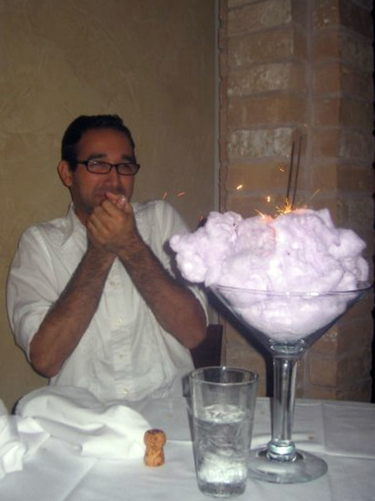 javier catalan cotton candy