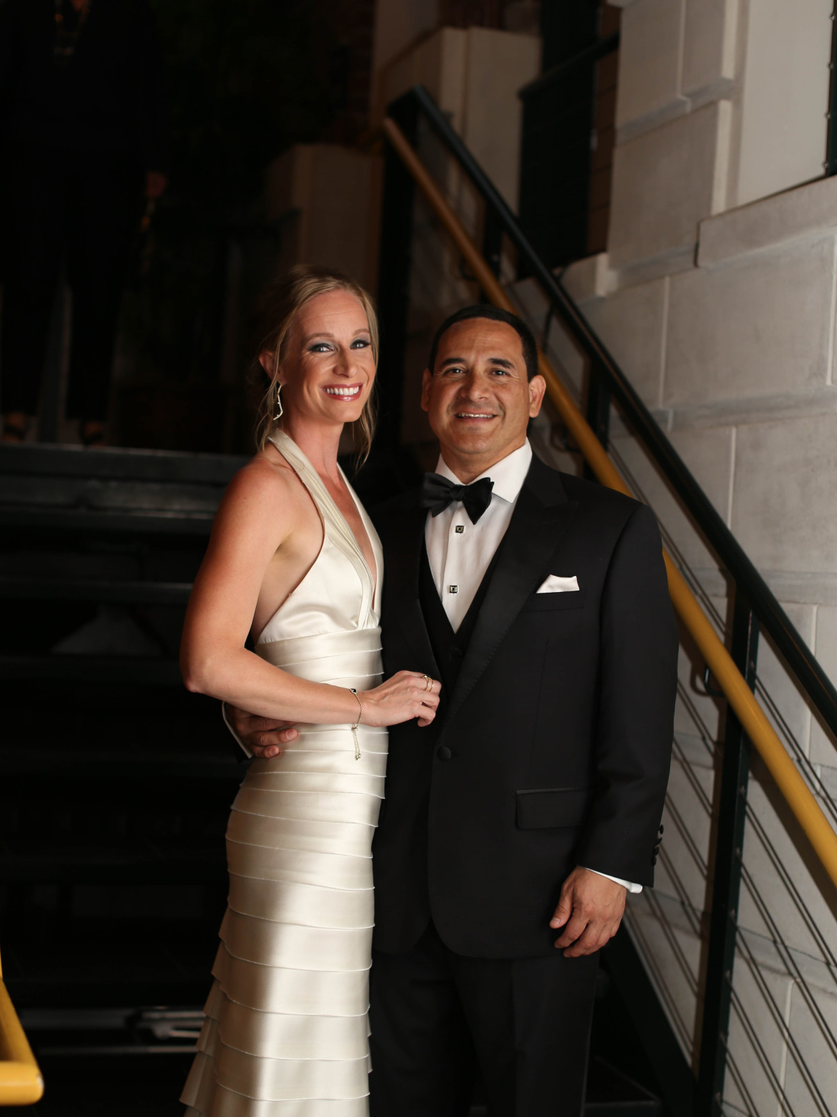 Fort Worth Opera Gala 2018, Cassie Dunn, Mike Martinez