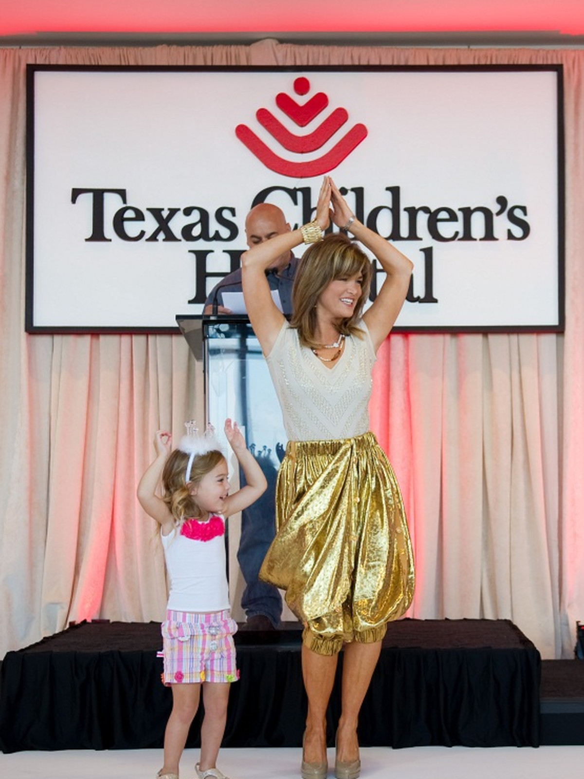 Bad Pants, Leila Whitlock, Melissa Wilson, Texas Children's Hospital, 2012