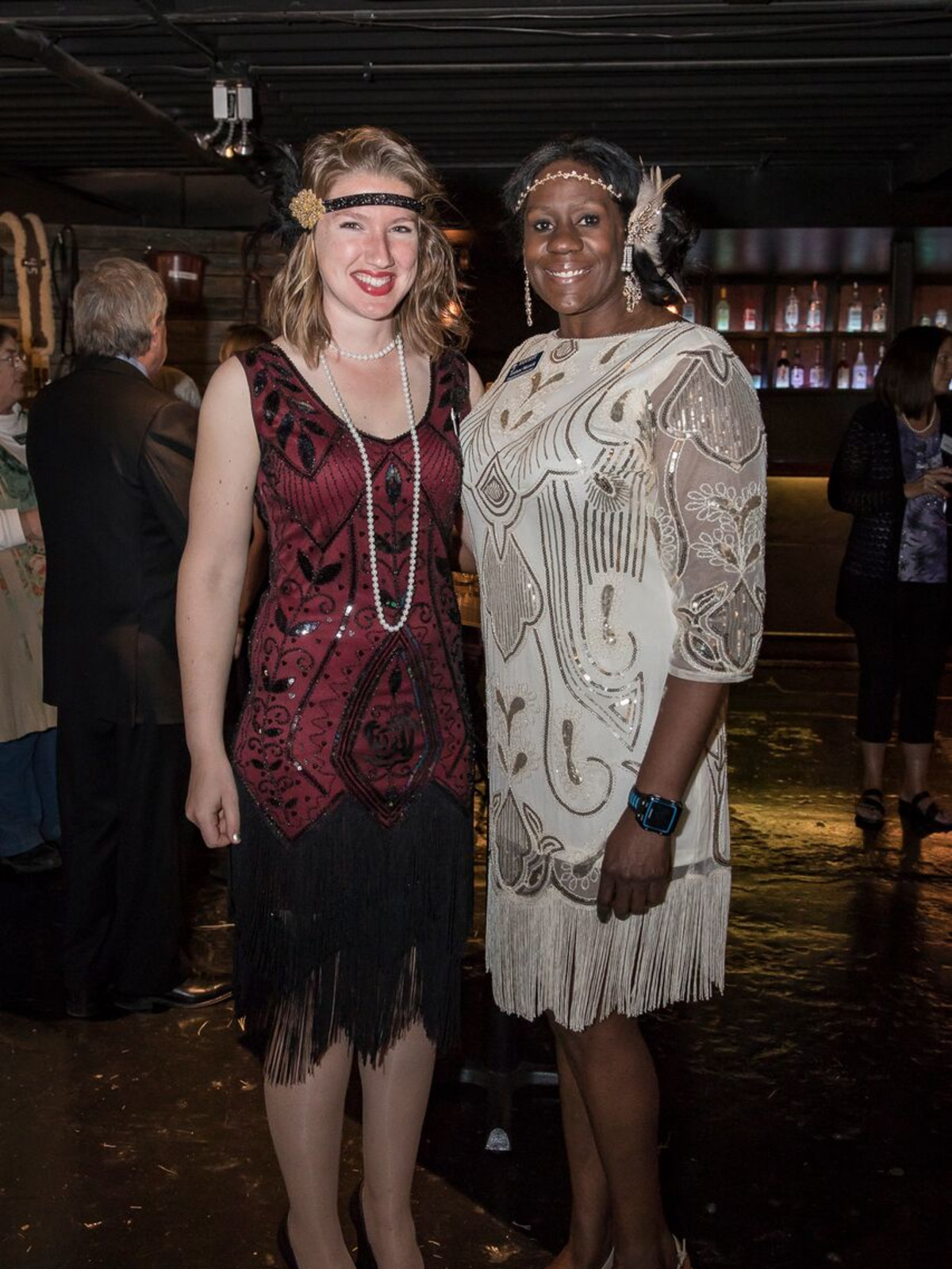 Equest After Dark Gala 2018, Chrissy Rudd, Leilani Warrick