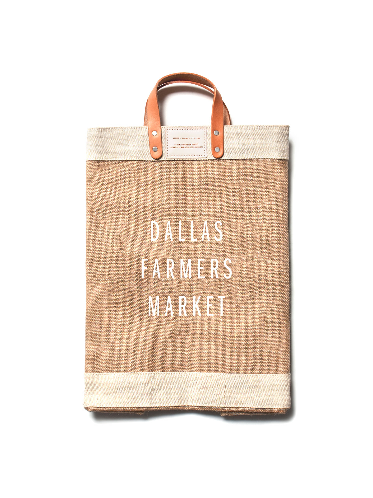 Dallas Farmers Market Mama Ida weekend bags