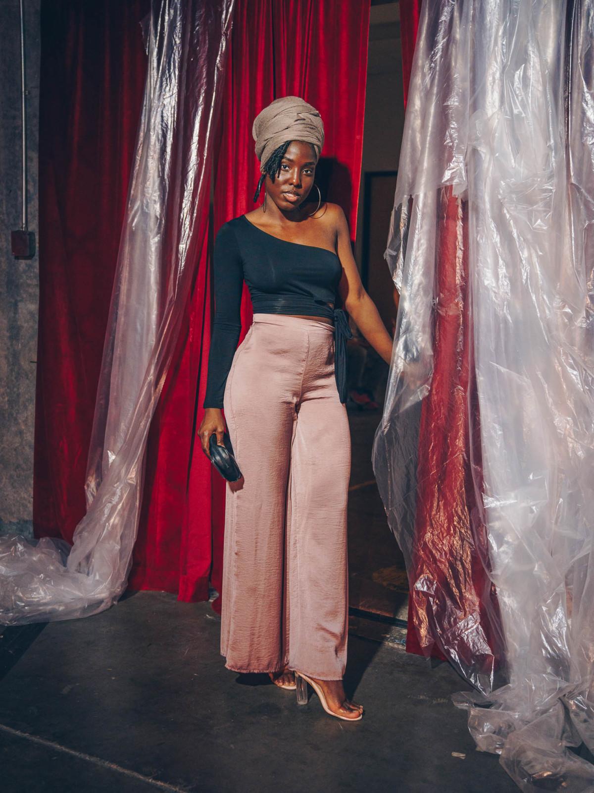 Diptych II Fashion Show Whitney Lambert