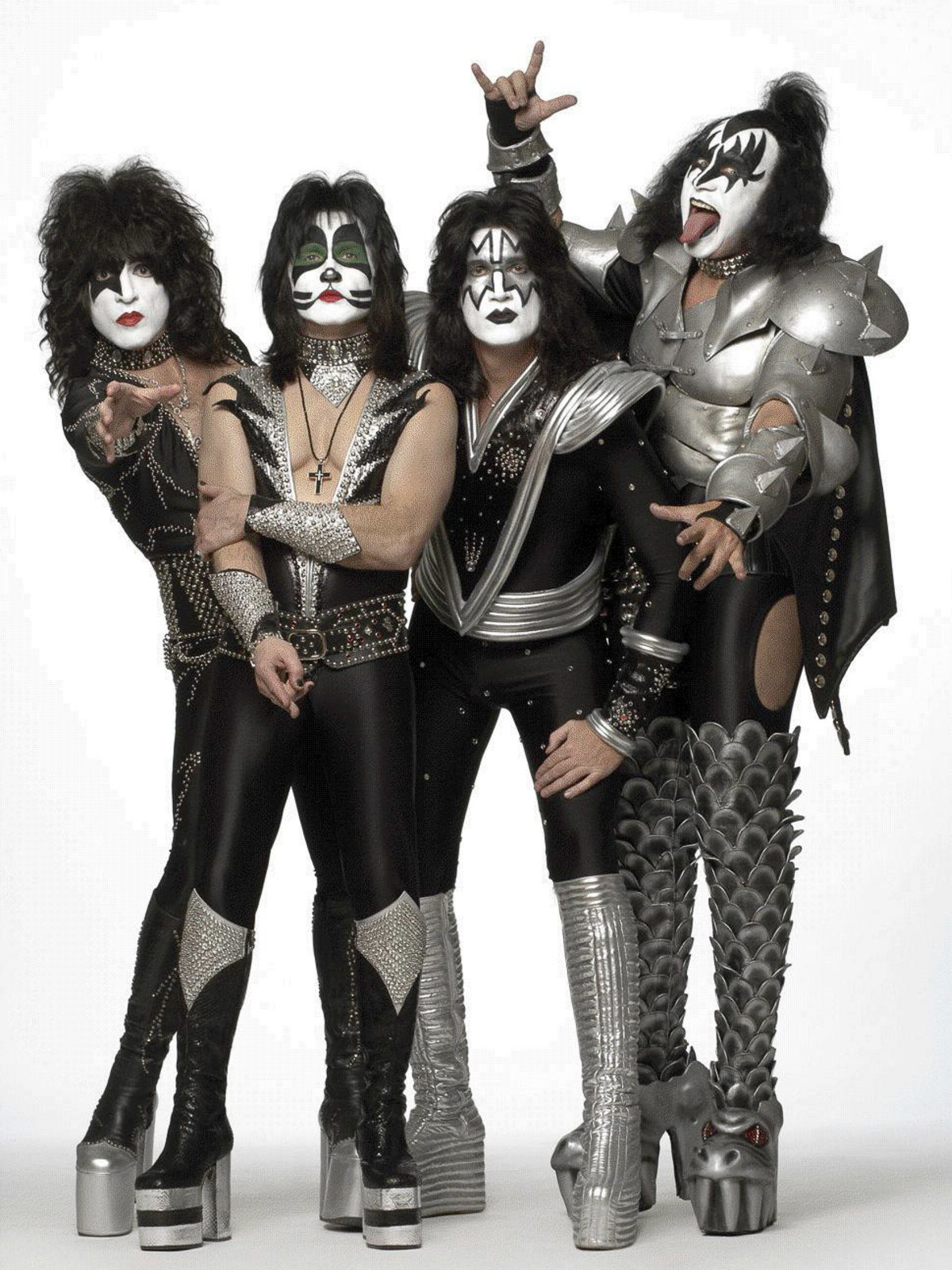 KISS still pulls groupies, proving that scary makeup is the key to ... - CultureMap Houston